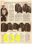 1958 Sears Fall Winter Catalog, Page 634