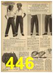 1962 Sears Spring Summer Catalog, Page 446