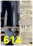 1980 Sears Fall Winter Catalog, Page 614