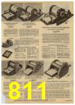 1965 Sears Spring Summer Catalog, Page 811