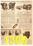 1956 Sears Fall Winter Catalog, Page 1306