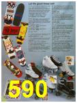 1986 Sears Fall Winter Catalog, Page 590