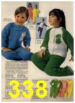 1972 Sears Fall Winter Catalog, Page 338