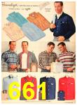 1958 Sears Fall Winter Catalog, Page 661