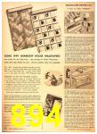 1949 Sears Spring Summer Catalog, Page 894