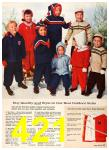1960 Sears Fall Winter Catalog, Page 421