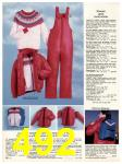 1983 Sears Fall Winter Catalog, Page 492