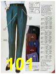 1986 Sears Fall Winter Catalog, Page 101