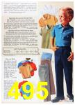 1967 Sears Spring Summer Catalog, Page 495