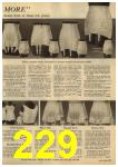 1961 Sears Spring Summer Catalog, Page 229
