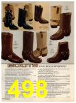 1972 Sears Fall Winter Catalog, Page 498