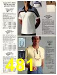 1981 Sears Spring Summer Catalog, Page 481