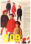 1963 Sears Fall Winter Catalog, Page 509