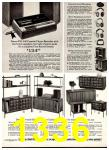 1972 Sears Fall Winter Catalog, Page 1336