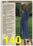 1979 Sears Spring Summer Catalog, Page 140
