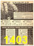 1940 Sears Fall Winter Catalog, Page 1403