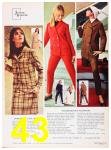1967 Sears Fall Winter Catalog, Page 43