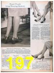 1957 Sears Spring Summer Catalog, Page 197