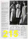 1967 Sears Spring Summer Catalog, Page 215
