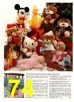 1985 Montgomery Ward Christmas Book, Page 74