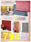 1957 Sears Spring Summer Catalog, Page 794