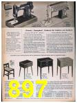 1957 Sears Spring Summer Catalog, Page 897