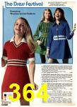 1975 Sears Fall Winter Catalog, Page 364