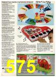 1982 Sears Christmas Book, Page 575