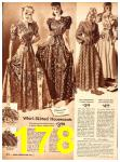 1942 Sears Spring Summer Catalog, Page 178