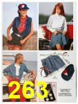 1993 Sears Spring Summer Catalog, Page 263