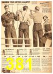 1949 Sears Spring Summer Catalog, Page 381