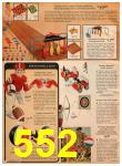 1974 Sears Christmas Book, Page 552