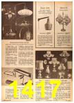 1964 Sears Spring Summer Catalog, Page 1417