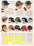 1956 Sears Fall Winter Catalog, Page 512