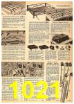 1962 Sears Fall Winter Catalog, Page 1021