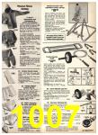 1977 Sears Spring Summer Catalog, Page 1007