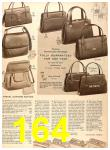 1956 Sears Fall Winter Catalog, Page 164