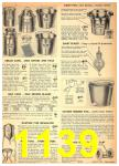 1949 Sears Spring Summer Catalog, Page 1139
