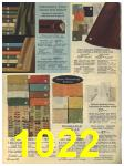 1965 Sears Fall Winter Catalog, Page 1022