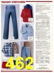 1983 Sears Fall Winter Catalog, Page 462
