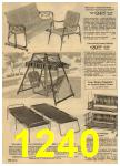 1961 Sears Spring Summer Catalog, Page 1240