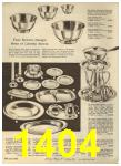 1960 Sears Spring Summer Catalog, Page 1404