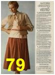 1979 Sears Spring Summer Catalog, Page 79