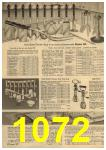1961 Sears Spring Summer Catalog, Page 1072