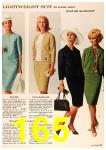 1964 Sears Spring Summer Catalog, Page 165
