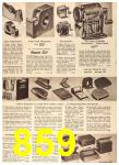 1960 Sears Fall Winter Catalog, Page 859