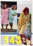 1986 Sears Spring Summer Catalog, Page 143