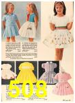 1964 Sears Spring Summer Catalog, Page 508