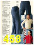 1978 Sears Fall Winter Catalog, Page 458