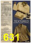 1979 Sears Fall Winter Catalog, Page 631
